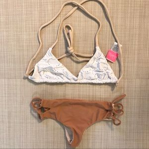 Acacia bottoms with Lolli top swimsuit set